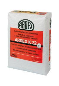 ARDEX K 22 Tesviye şapı
