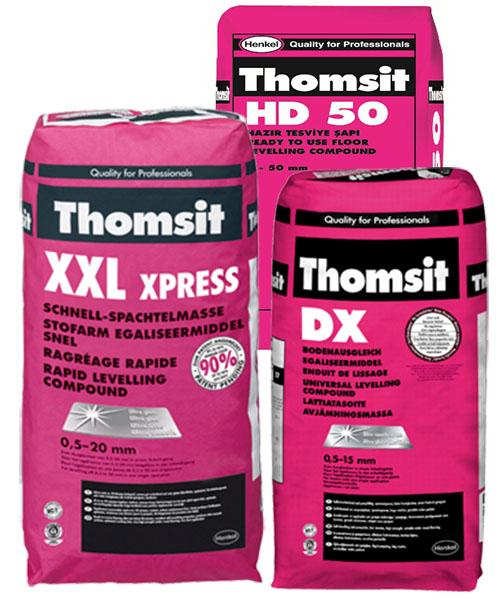 Thomsit xxl